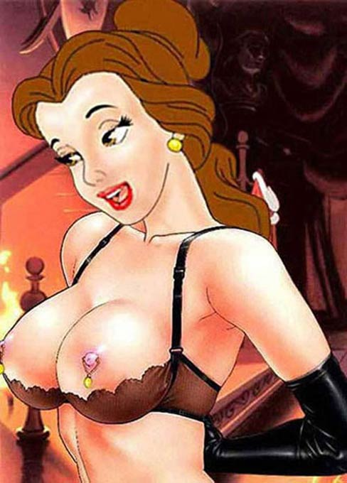 Nude Belle - disney babe: Nude boobs of Belle