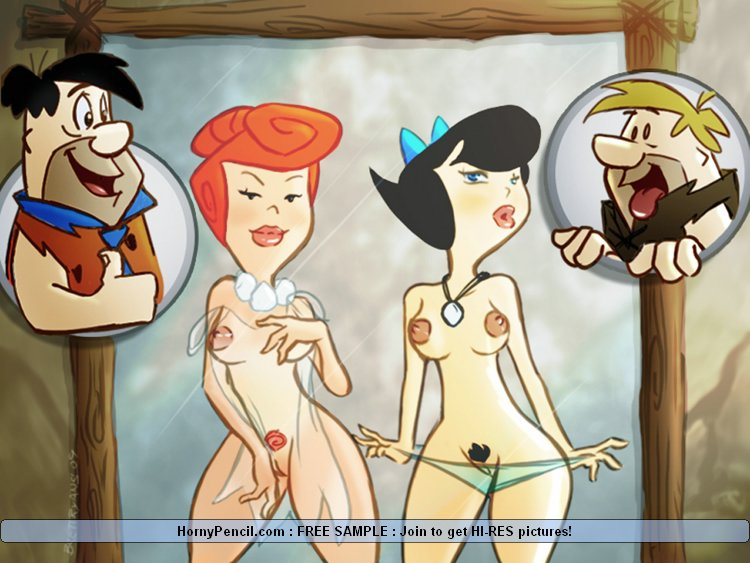 Sex Toons in Stone Age xxx