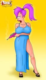 Raunchy toon ladies - All Cartoon Porn
